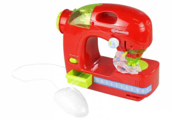 Maszyna Do Szycia Dla Małej Krawcowej