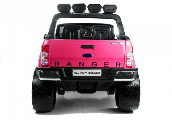 Auto na akumulator Ford Różowy lakier 4x4