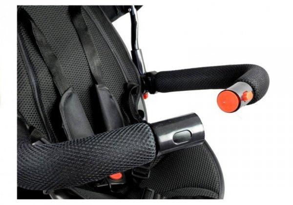 Rower Trójkołowy PRO500 Czarny
