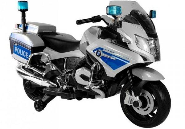 Motor na Akumulator BMW R1200 Policja Srebrny