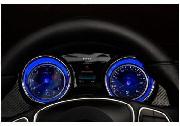 Auto na Akumulator Mercedes X Czarny Lakierowany