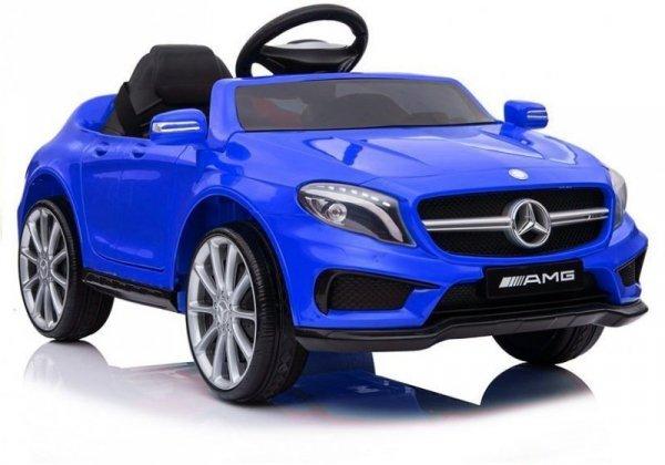 Auto na Akumulator Mercedes GLA45 Niebieski Lakier