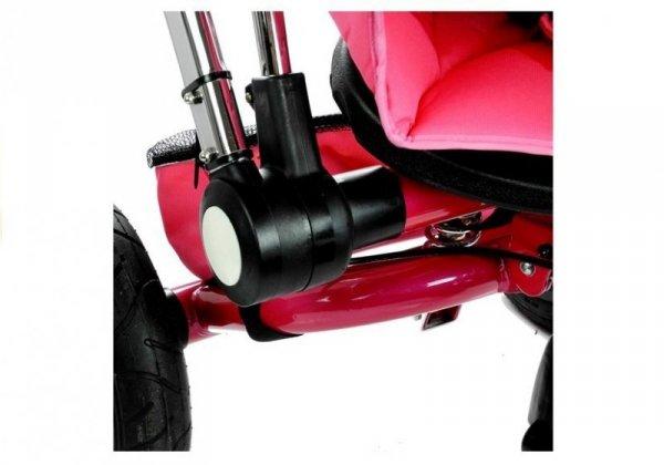 Rower Trójkołowy PRO700 Różowy