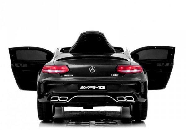 Auto na Akumulator Mercedes C63 Czarny