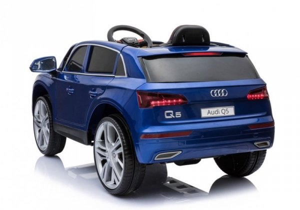 Auto na Akumulator AUDI Q5 Niebieski Lakier