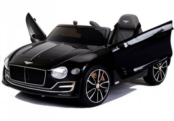 Auto na Akumulator Bentley Czarny Lakierowany
