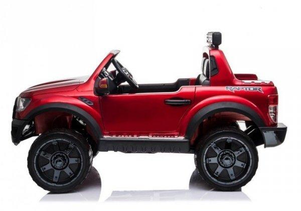 Auto na Akumulator Ford Raptor DK-F150R Czerwony  Lakier