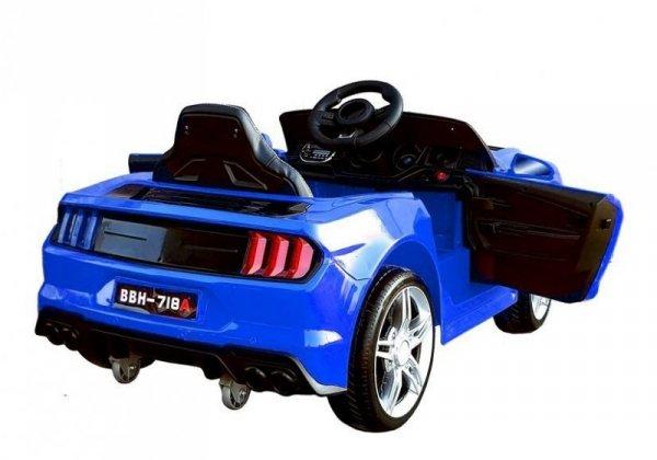 Auto na Akumulator BBH-718A Niebieski