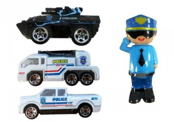 Pojazd Policji Transporter Realistyczne Dźwięki