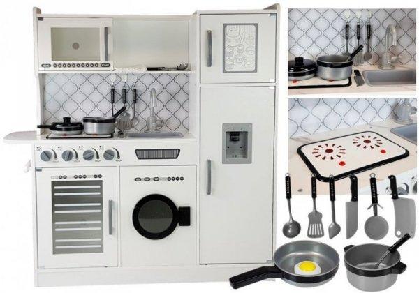 Kuchnia Drewniana Elsa Na Baterie Odgłosy Gotowania
