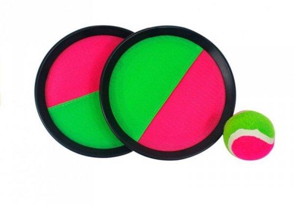 Gra zręcznościowa CATCH BALL rzepy piłka squap