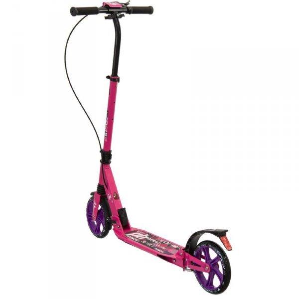 Hulajnoga dla dzieci Pb Damper 200mm amortyzatorx2 hamulec różowa