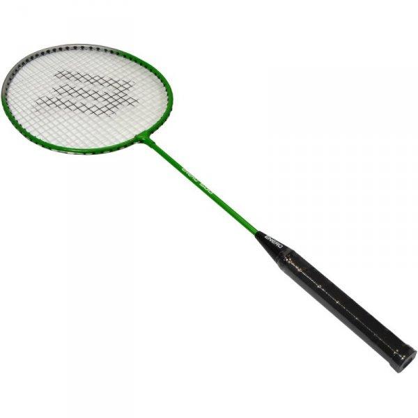 Zestaw do badmintona 5W1 słupki siatka rakiety lotki pokrowiec Enero 500