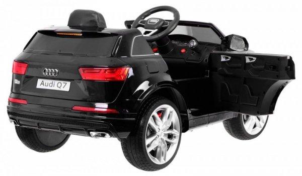 Auto na akumulator Audi Q7 2.4G New Model Czarny
