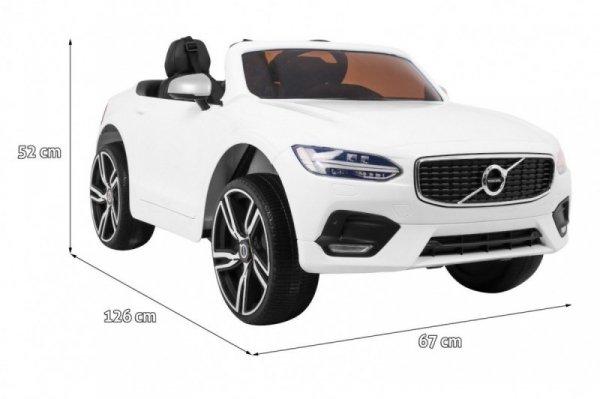 Auto na akumulator VOLVO S90 Biały