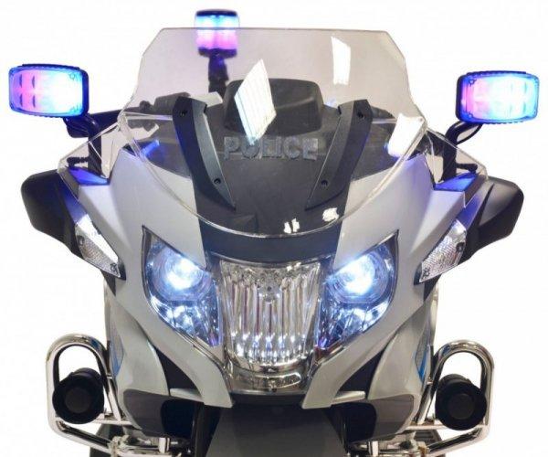 Motor na akumulator  BMW Policja