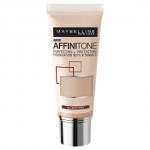 MAYBELLINE Affinitone podkład 14 Creamy Beige 30ml