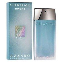 AZZARO Chrome Sport woda toaletowa dla mężczyzn 100ml