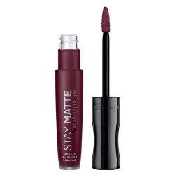 RIMMEL Stay Matte Liquid Lip Colour matowa pomadka w płynie 860 Urban Affair 5,5ml