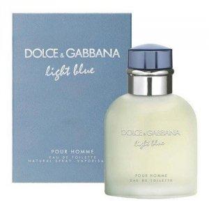 DOLCE & GABBANA Light Blue Pour Homme woda toaletowa dla mężczyzn 40ml