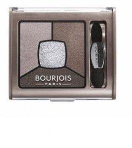 BOURJOIS Smoky Stories Quad Eyeshadow Palette cienie do powiek dla kobiet 3,2g (05 Good Nude)