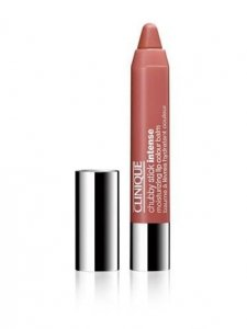 CLINIQUE Chubby Stick Intense Moisturizing Lip Colour Balm błyszczyk do ust dla kobiet 01 Curviest Caramel 3g