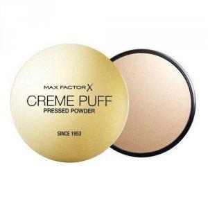 MAX FACTOR Creme Puff Pressed Powder puder prasowany dla kobiet 50 Natural 21g