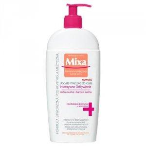 MIXA Intensywna Pielęgnacja Suchej Skóry bogate mleczko do ciała intensywne odżywienie skóra sucha i bardzo sucha 400ml