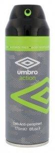 UMBRO Action antiperspirant dla mężczyzn 175ml