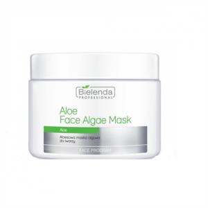 BIELENDA PROFESSIONAL Face Program Aloe Face Algae Mask aloesowa maska algowa do twarzy 190g