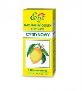 ETJA Naturalny olejek eteryczny Cytrynowy 10ml