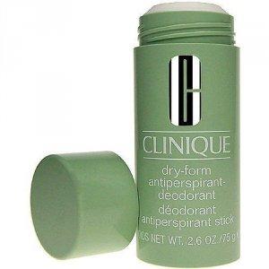 CLINIQUE Dry Form Antiperspirant Dezodorant dezodorant w sztyfcie dla kobiet 75g
