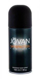 JOVAN Satisfaction for Men dezodorant dla mężczyzn 150ml