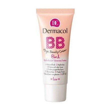 DERMACOL BB Magic Beauty Cream odcień nude krem do twarzy 30ml