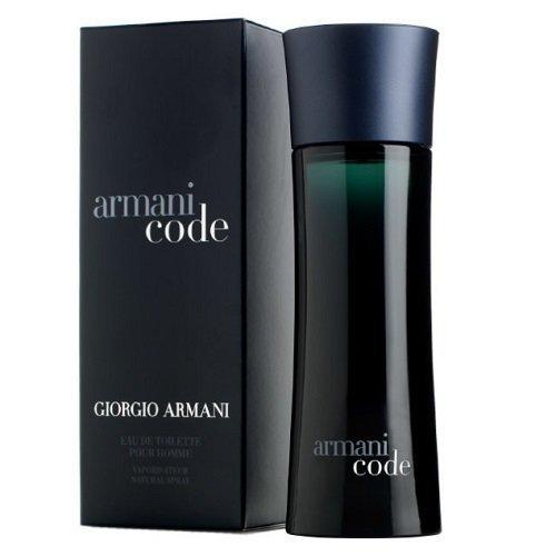 GIORGIO ARMANI Black Code woda toaletowa dla mężczyzn 75ml