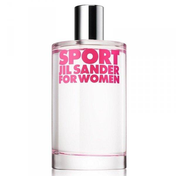 JIL SANDER Sport woda toaletowa dla kobiet 50ml