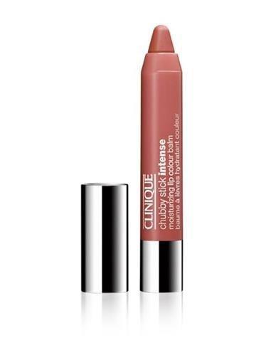 CLINIQUE Chubby Stick Intense Moisturizing Lip Colour Balm błyszczyk do ust dla kobiet 01 Curviest Caramel 3g