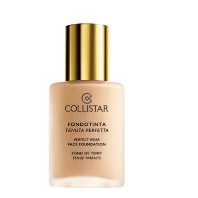 COLLISTAR Perfect Wear Face Foundation SPF10 podkład płynny perfekcyjnie trwały 01 30ml