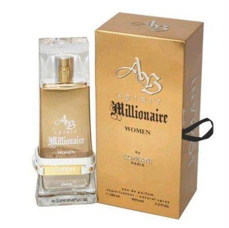 LOMANI Ab Spirit Millionaire Woman woda perfumowana dla kobiet 100ml