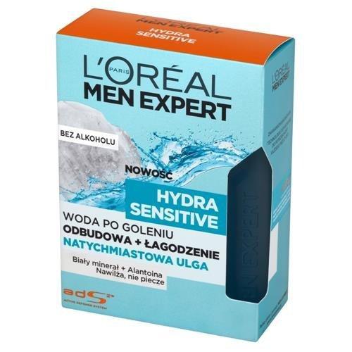 L'OREAL Men Expert Hydra Sensitive woda po goleniu 100ml