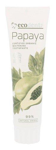 ECODENTA Certified Organic Whitening Toothpaste pasta do zębów 100ml