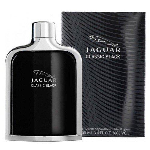JAGUAR Classic Black woda toaletowa dla mężczyzn 100ml
