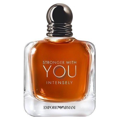 GIORGIO ARMANI Emporio Armani Stronger With You Intensely woda perfumowana dla mężczyzn 50ml