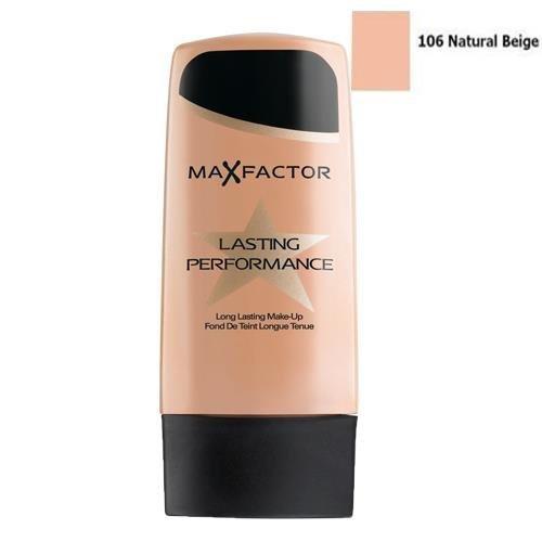 MAX FACTOR Lasting Performance podkład o przedłużonym działaniu 106 Natural Beige 35ml