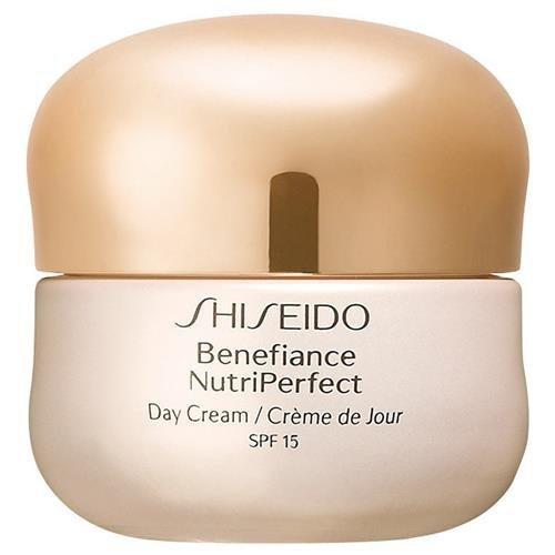 SHISEIDO Benefiance NutriPerfect Day Cream SPF 15 krem do twarzy na dzień dla kobiet 50ml