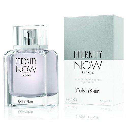 CALVIN KLEIN Eternity Now Men woda toaletowa dla mężczyzn 100ml