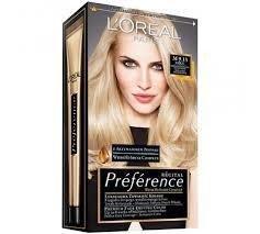 L'OREAL Paris Recital Preference farba do włosów nr M Collection Blond Baikal
