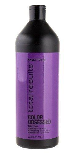 MATRIX Total Results Color Obsessed Antioxidant Shampoo szampon do włosów farbowanych 1000ml
