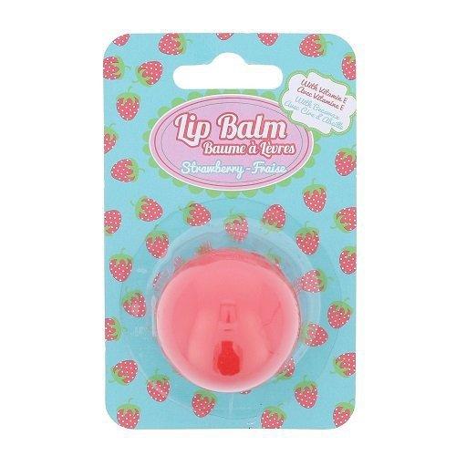 2K Lip Balm Fabulous Fruits odżywczy balsam do ust dla kobiet 5g (Strawberry)