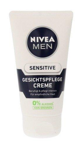 NIVEA Men Sensitive kojący krem do twarzy na dzień dla mężczyzn 75ml